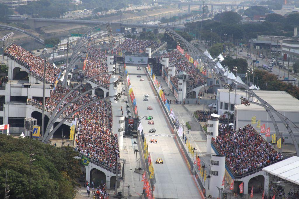 Fórmula Indy 2013. Foto: Marcelo Iha/ SPTuris.