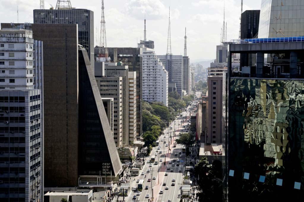 Avenida Paulista. Foto: Jose Cordeiro/ SPTuris.