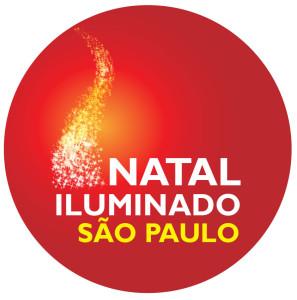 Logomarca do Natal Iluminado de São Paulo (Reprodução).