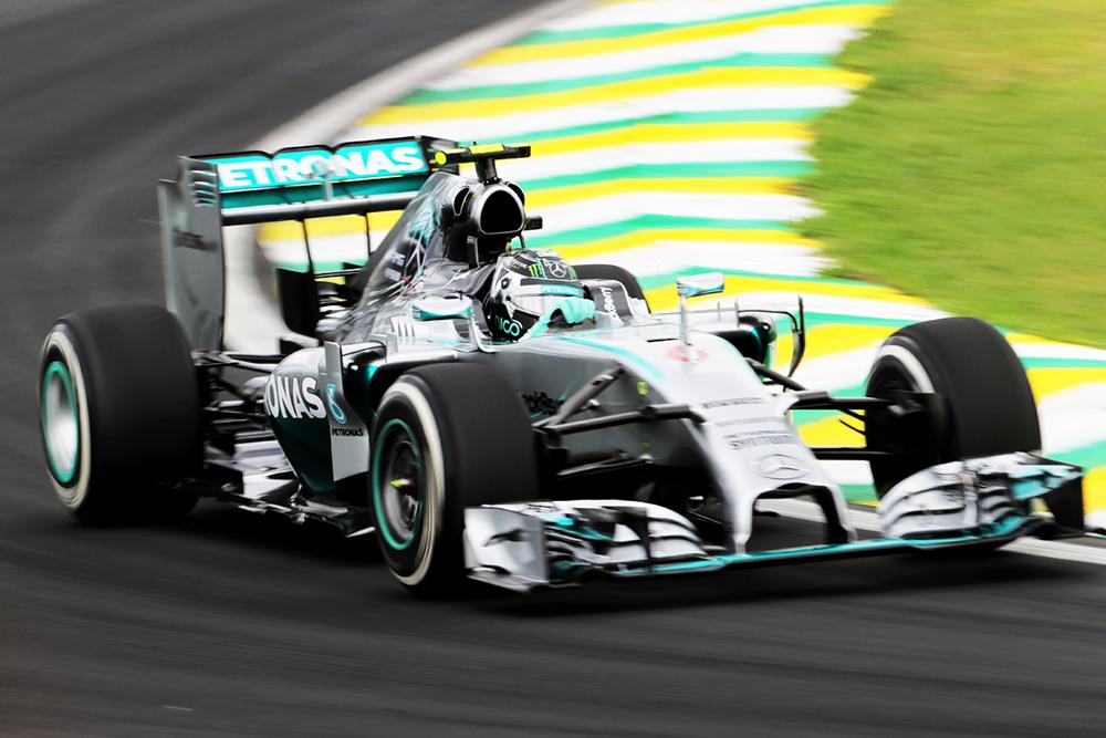 GP Brasil de F1 - Nico Rosberg. Foto: Beto Issa/ GP Brasil.