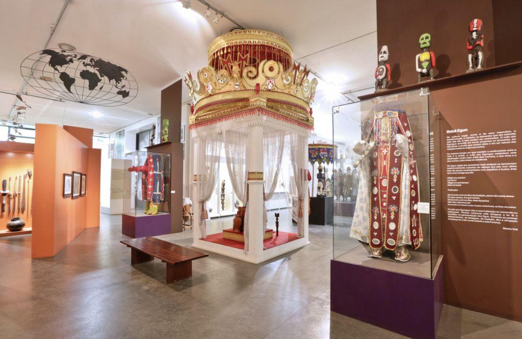 Museu Afro Brasil. Foto: José Cordeiro/ SPTuris.