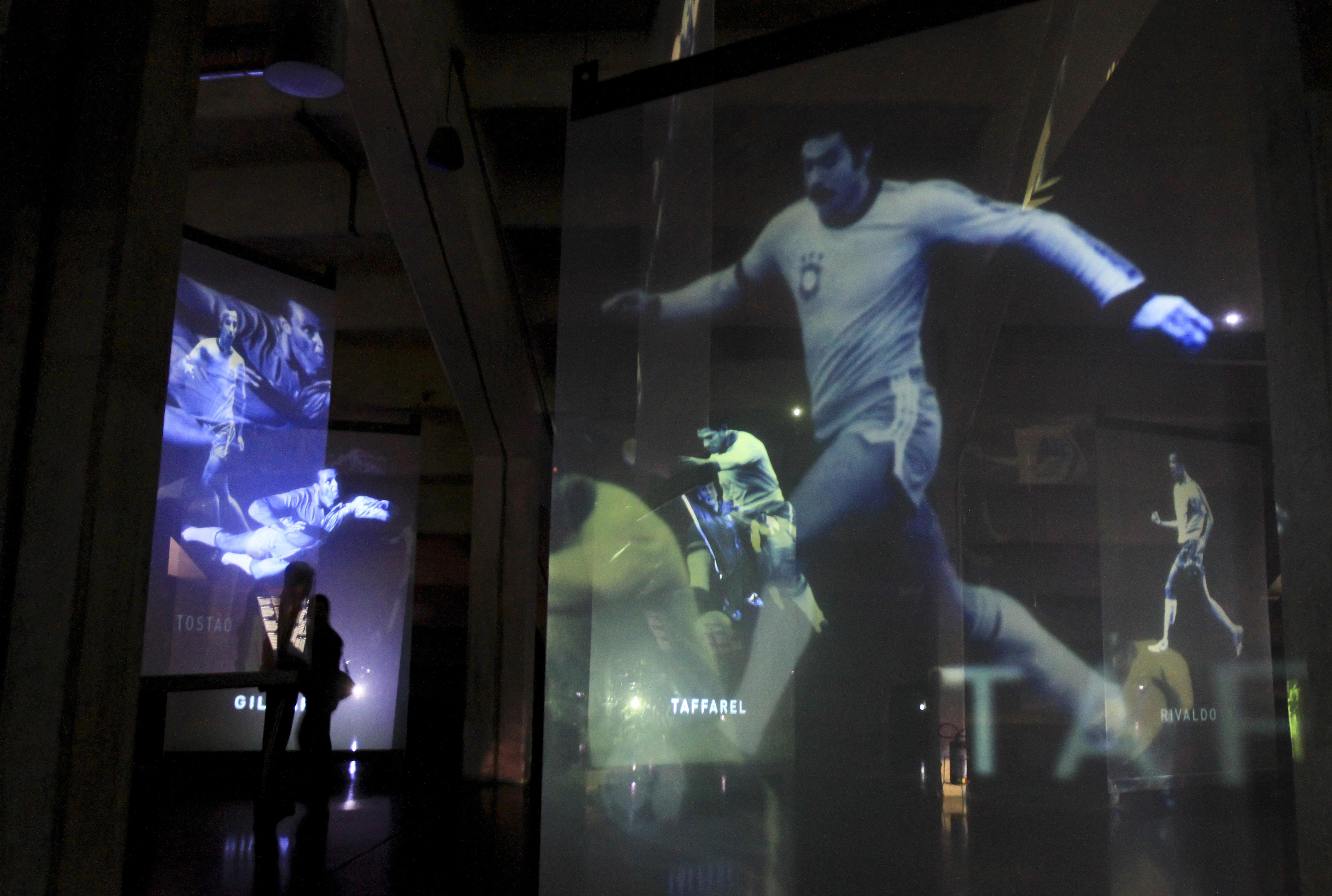 Museu do Futebol – São Paulo (SP) – 19.09.2013 – Geral - Museu do Futebol, no Estádio do Pacaembu, Praça Charles Miller, S/N - Estádio do Pacaembu São Paulo Foto: Jose Cordeiro/SPTuris