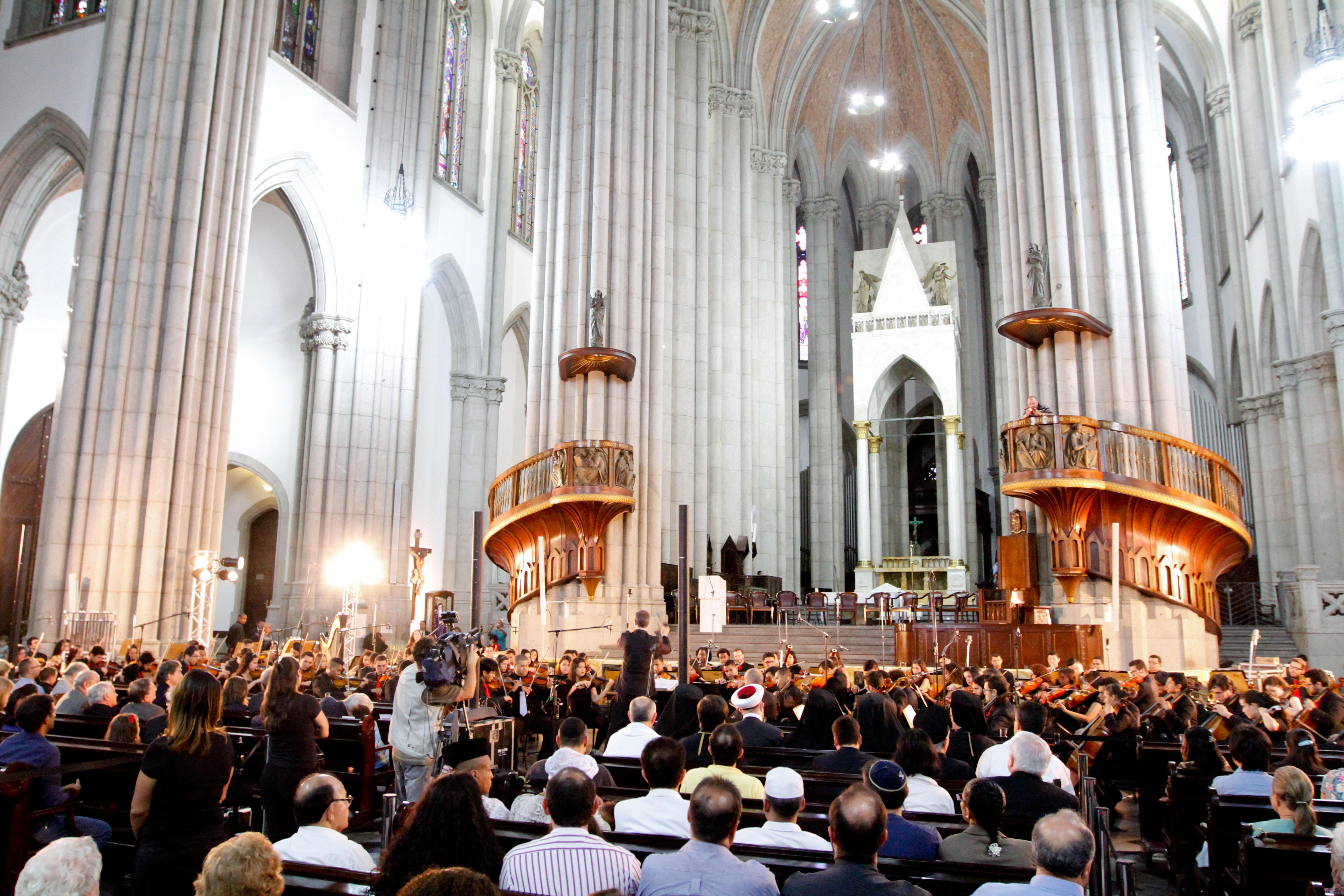 Catedral da Sé. Foto: José Cordeiro/ SPTuris.