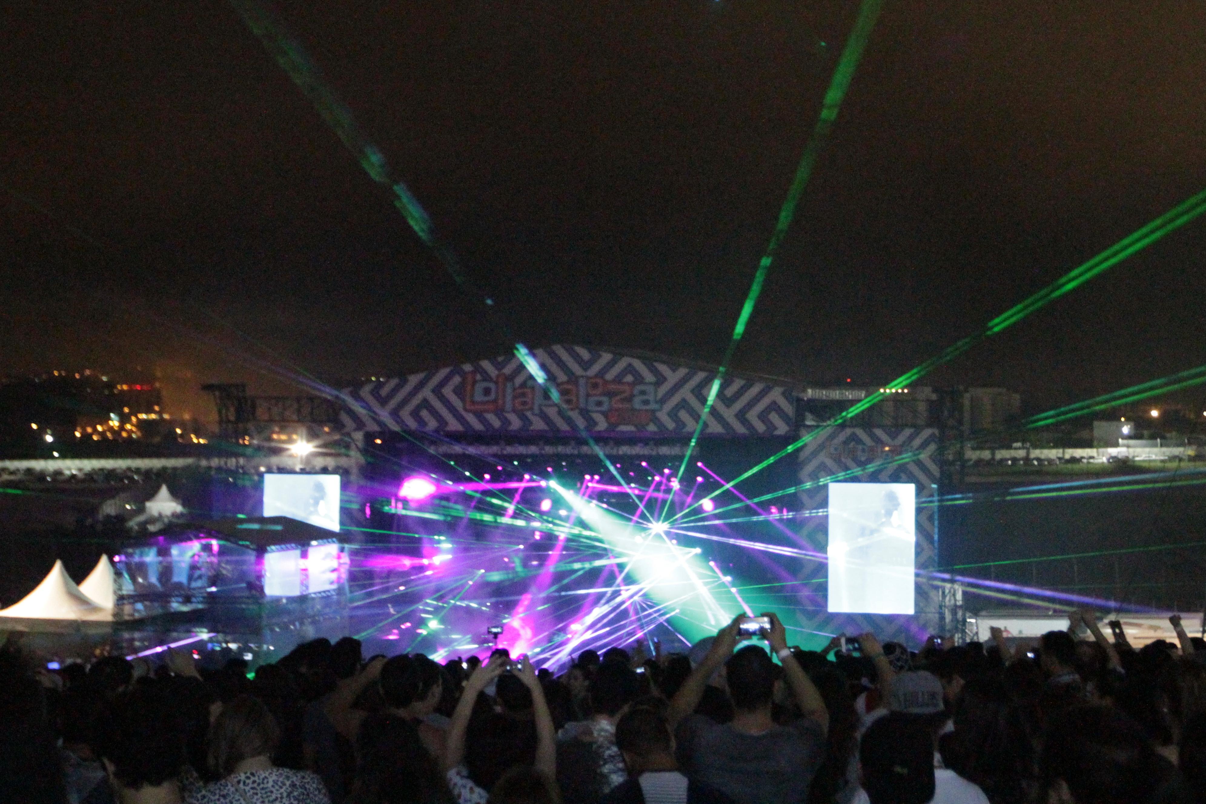 Lollapalooza 2015. Foto: Marcelo Iha/SPTuris