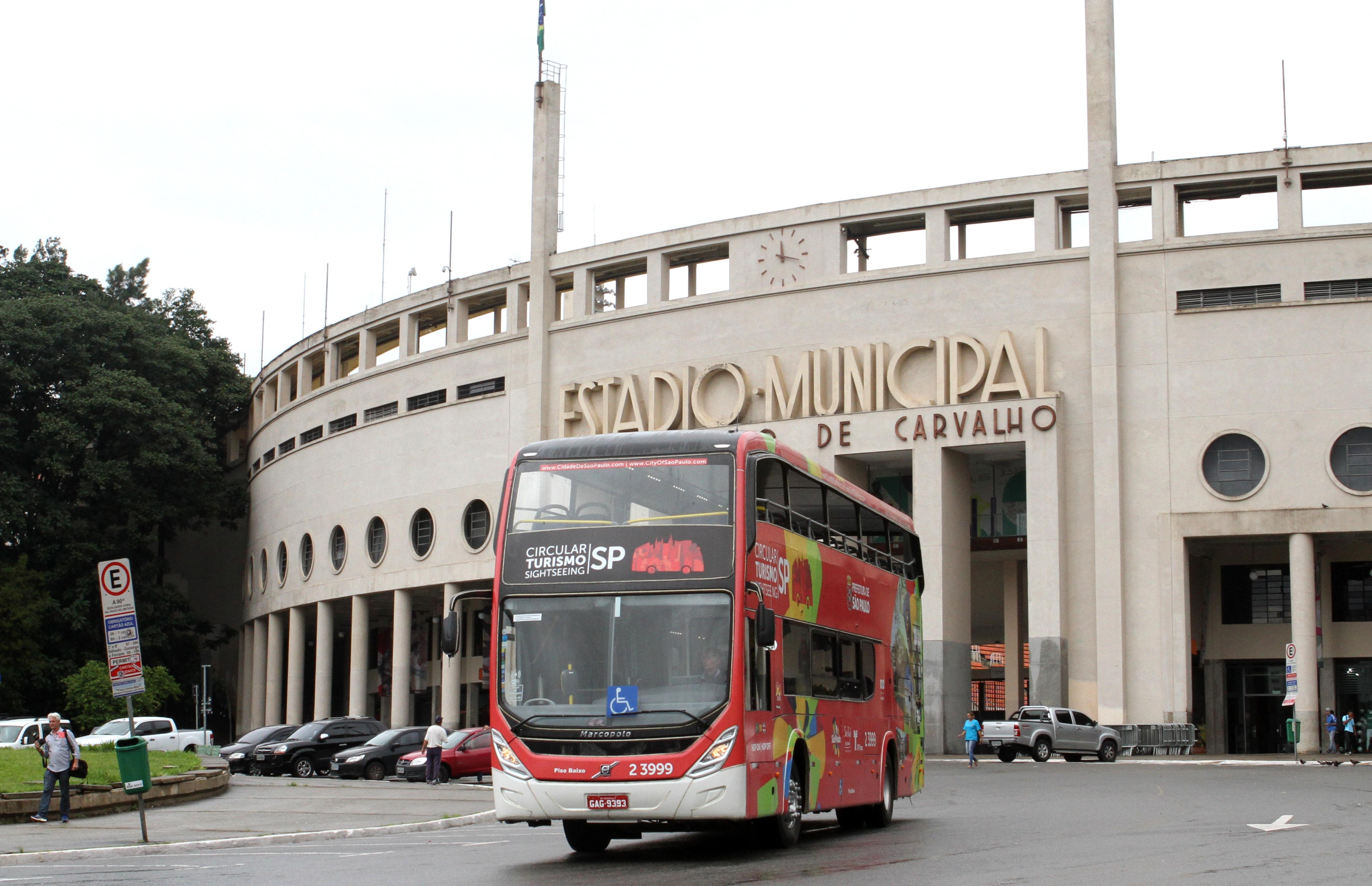 Circular Turismo. Foto: José Cordeiro/SPTuris