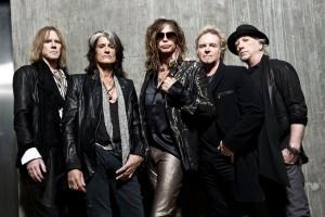 Banda Aerosmith. Foto: divulgação.