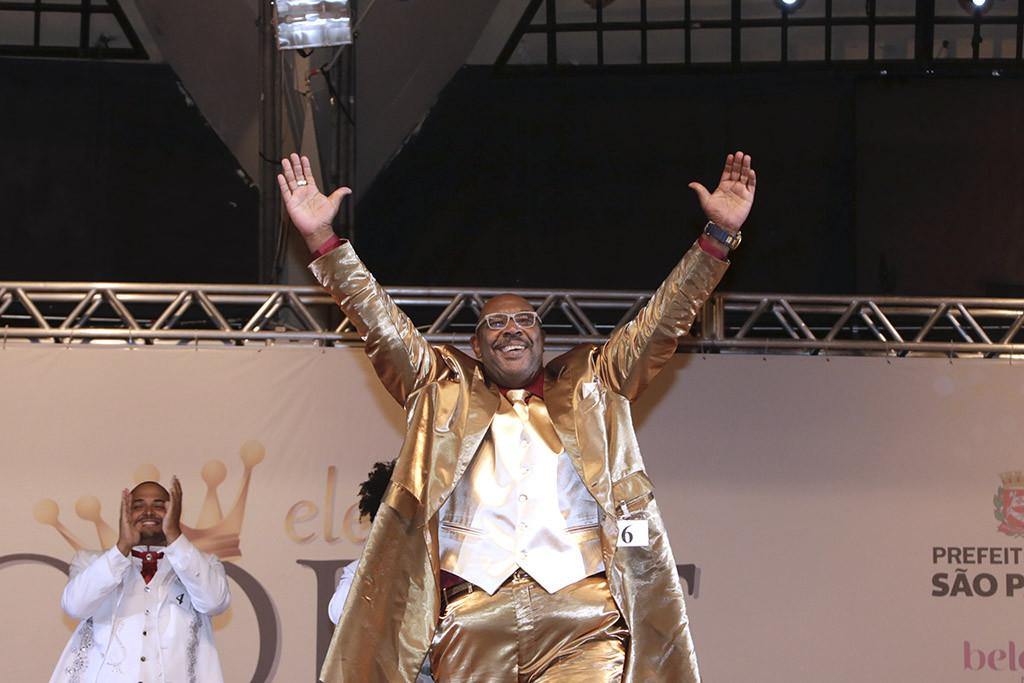 Corte do Carnaval 2018 – São Paulo (SP) – 25.01.2018 – Geral – Eleição da Corte do Carnaval Paulistano 2018. Apresentação do novo Rei Momo, Rainha e Princesas da folia de São Paulo. Foto: Jose Cordeiro/SPTuris