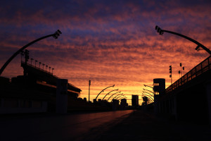 Sambódromo - São Paulo (SP) - 14.04.20 - Geral - Sambódromo - Vista  do Sambódromo do Anhembi,  arquibancadas e dispersão. Foto: Jose Cordeiro/SPTuris